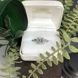 Accessories - Never Worn 1 Carat Total Engagement Ring